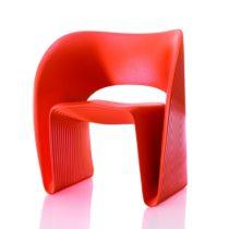 sedia per esterni, poltroncina raviolo,magis, sedia design
