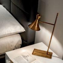 lampade da tavolo vintage, lampade da tavolo, lampada in ottone lampada vintage