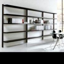libreria metallo,caimi