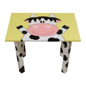 banchetto scuola in legno, tavolino per bambino, complementi d'arredo per camerette,creazioni dettagli